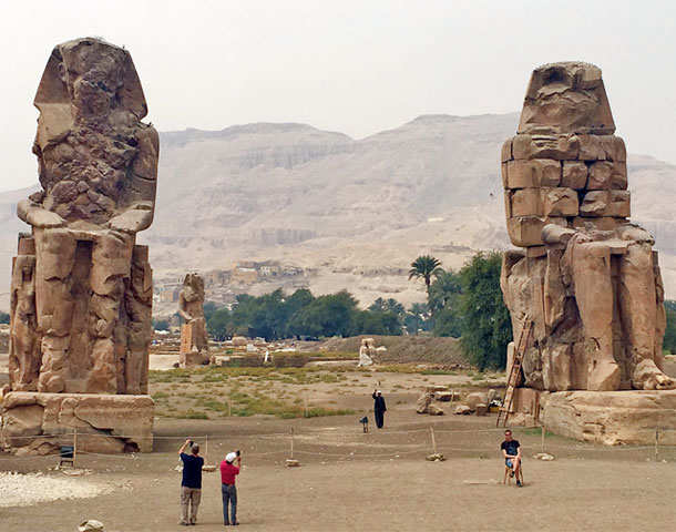 How Egypt offers a captivating canvas of the past and the present