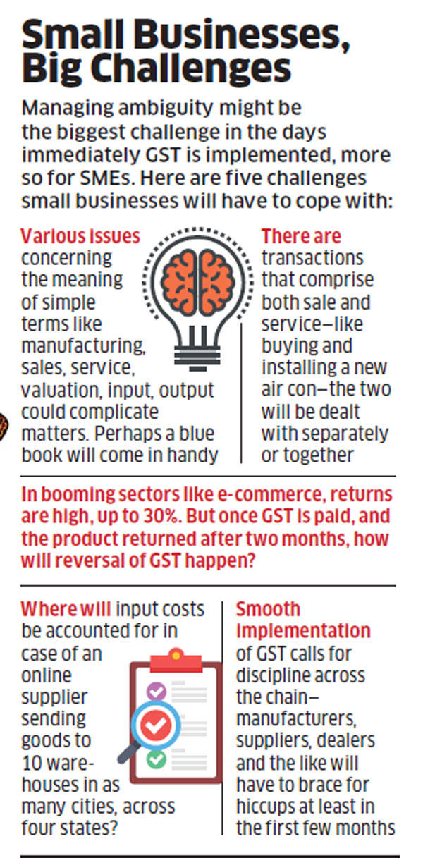 GST impact: How enforcing input tax credit can hurt the SME economy