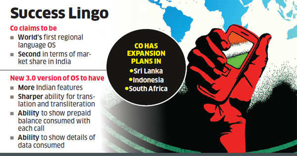 Indus OS, regional language operating system looks to raise market share in India