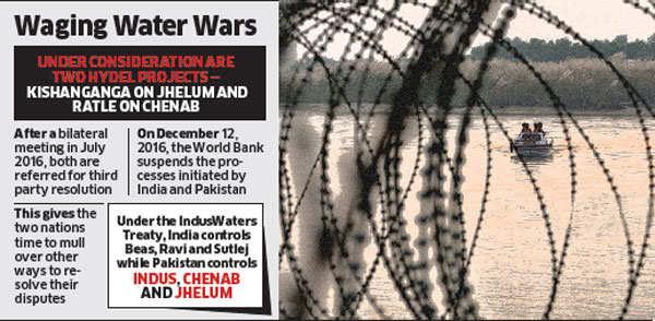 India holds back on talks with Pakistan water secretary