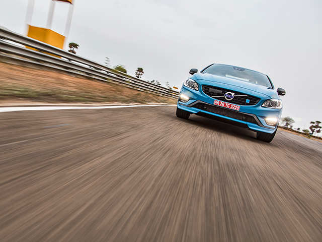 Forget M3s and AMGs, Volvo's first sports sedan, the S60 Polestar, is here