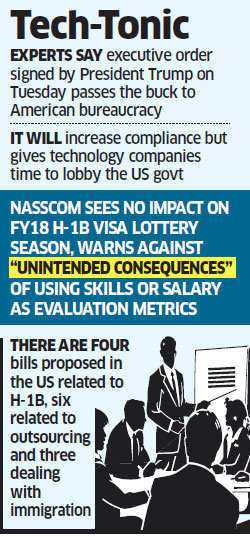 IT's H-1B positive: Time for Indian IT companies to breathe a sigh of relief