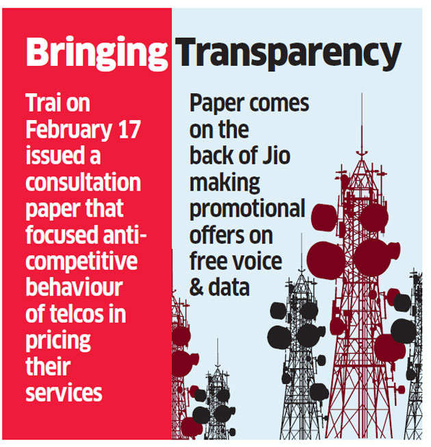 Trai keen on determining 'fair' tariff
