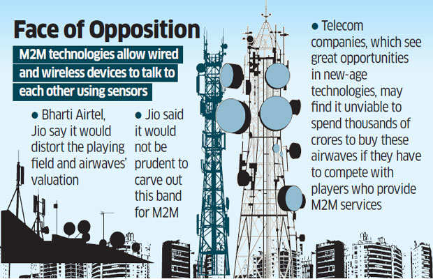 Trai wants to allocate 10 Mhz in 700 Mhz band to machine-to-machine services