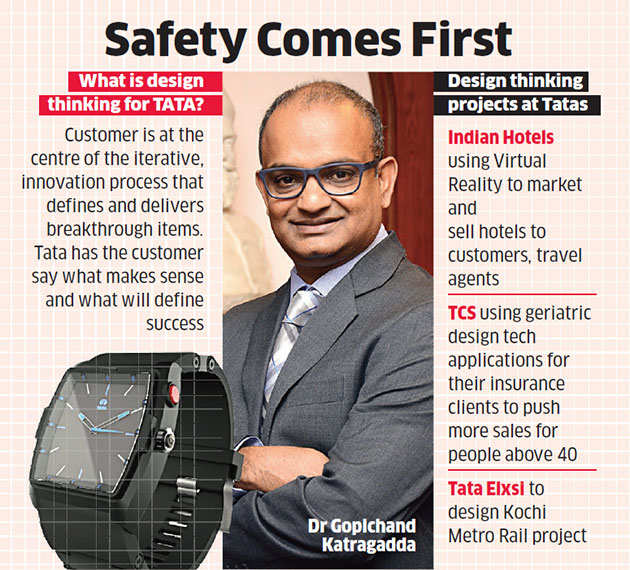 Tata Group to foray into safety wearable watch for personal protective equipment segment