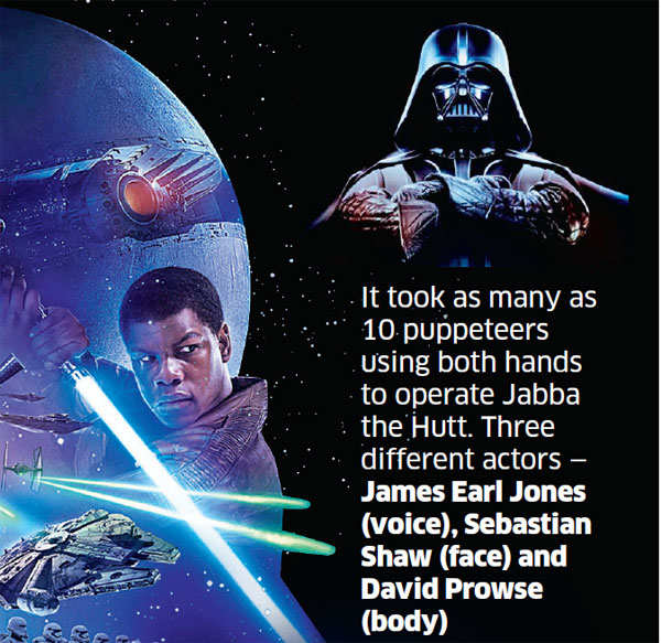 'Star Wars': Here are some facts about the franchise you might not have known