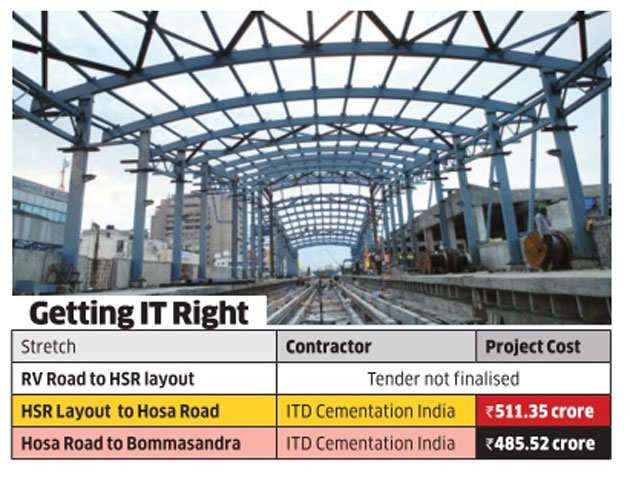 Thai company ITD will build stations on e-city line in Bengaluru