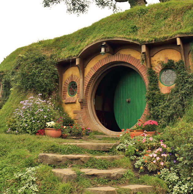 'Shire' from Lord of the Rings has now turned into a tourist spot