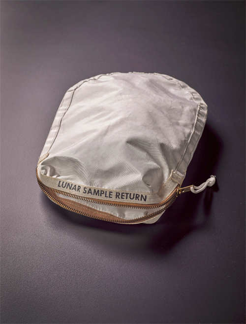 Neil Armstrong's moon dust bag may fetch $4 mn at auction