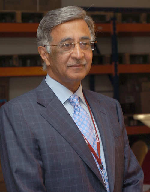 Viraj Kalyani uses physics to define life and business philosophies