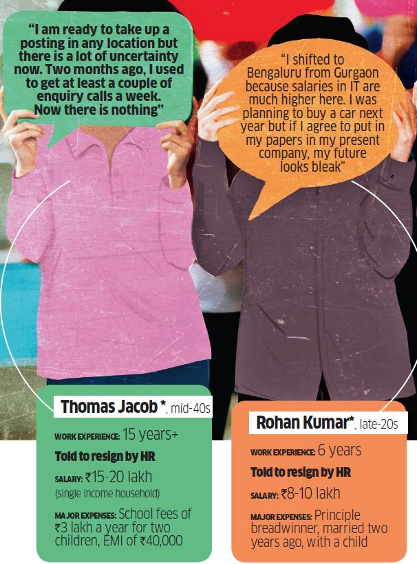 layoffs: Is Bengaluru being Bangalored? Layoffs, job loss fears