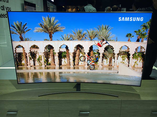 Samsung: Samsung QLED TV review: A quantum leap in