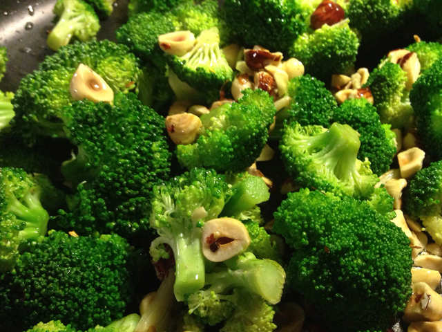 Adding broccoli to your diet will help keep diabetes under control