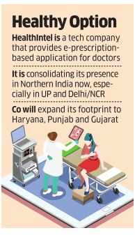 Online to offline healthcare startup HealthIntel raises growth capital
