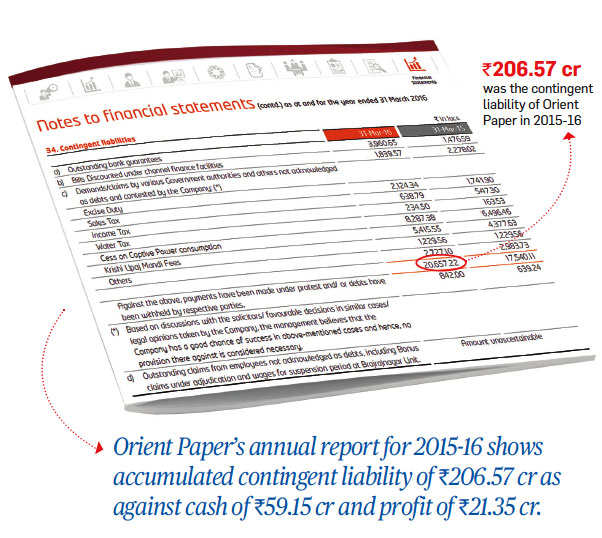 Annual report can reveal the secrets a company wants to hide: Here's how to uncover