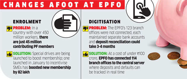 Meet VP Joy, the man trying to give EPFO a more worker and employer-friendly face