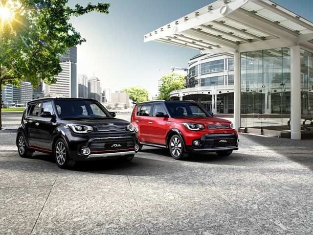 In J.D Power 2017  U.S intial quality study Kia Soul ranked highest in compact MPV segment