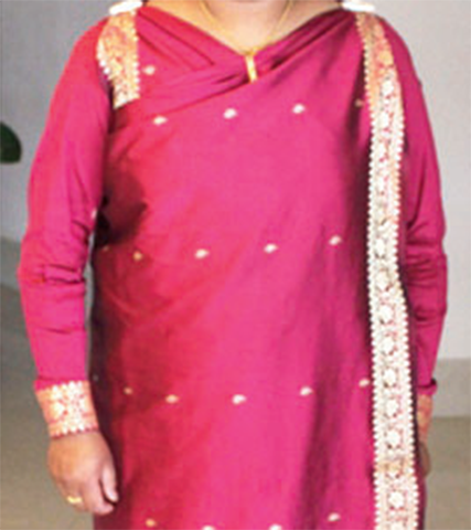36d51f0a92 Jainsem is the traditional costume for women and is usually made of mulberry  silk, a local specialty. Over the jainsem, they wear ...