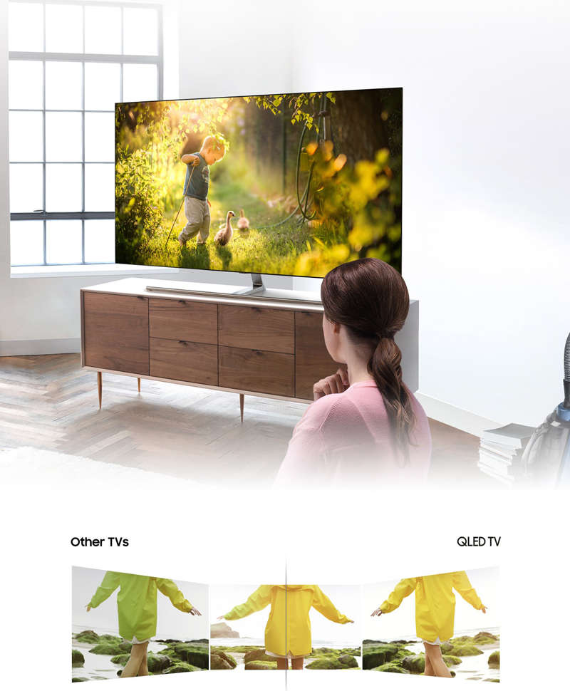 Samsung QLED vs OLED - The Better Picture - The Economic Times