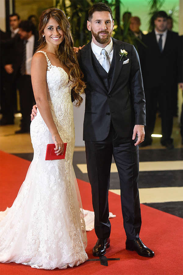 new arrival 8ba3d a3f97 Messi: Style inspiration from Messi's wedding: How to dress ...