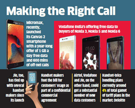 Handset companies offer much more than a phone out of the box