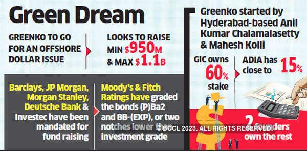 Greenko to raise $1 billion via Asia's largest green bond