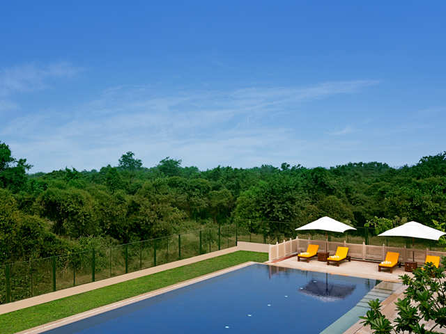 Oberoi Sukhvilas: Luxury in the lap of Nature, and it's an unforgettable experience