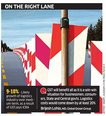 Truck aggregators on track after crossing GST hump
