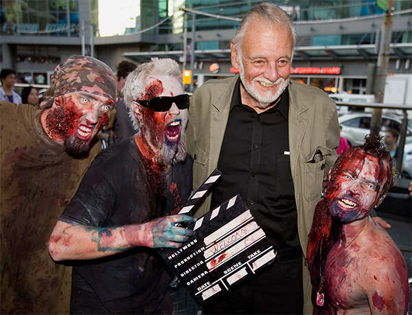 'Night of the Living Dead' director George A. Romero passes away at 77