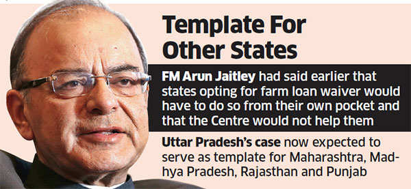Uttar Pradesh drops Kisan Rahat bond plans to fund Rs 36,000 crore farm waiver