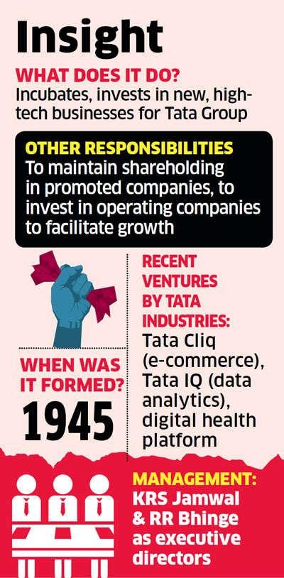 Tata Industries raises Rs 250 crore via corporate bonds to refinance debt