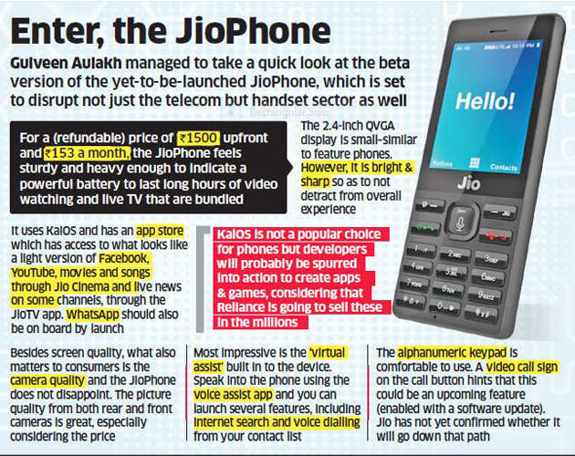 JioPhone launch to expose Idea Cellular's data shortfalls