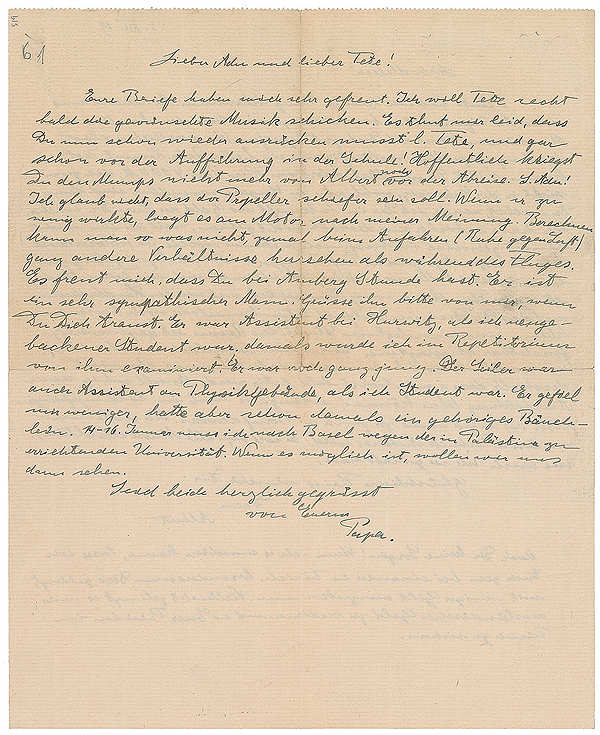 rhetorical analysis of albert einstein s letter Letter to president roosevelt by albert einstein in the last analysis the peaceful coexistence of peoples is author's purpose has einstein's purpose changed.