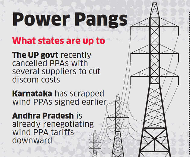 IBA may seek Centre's help as states move to rework PPAs with power firms