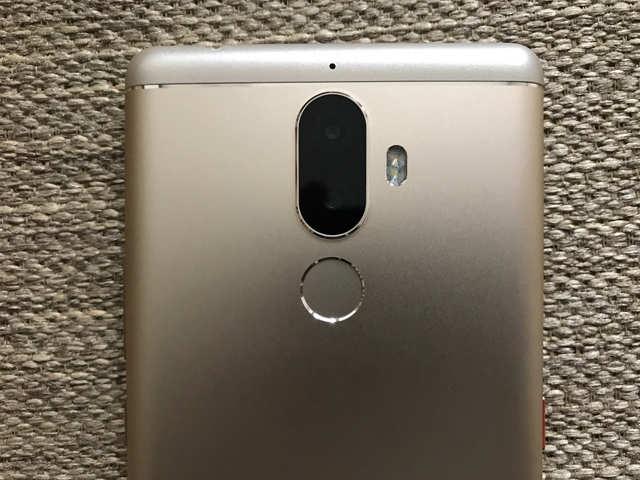 Lenovo: Lenovo K8 Note first impressions: A spectacular
