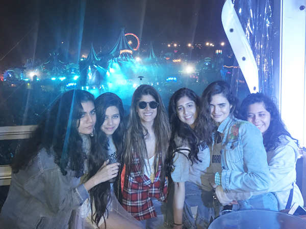 Tomorrowland is a symbol of self-expression and freedom: CuroCarte's Ananya Birla