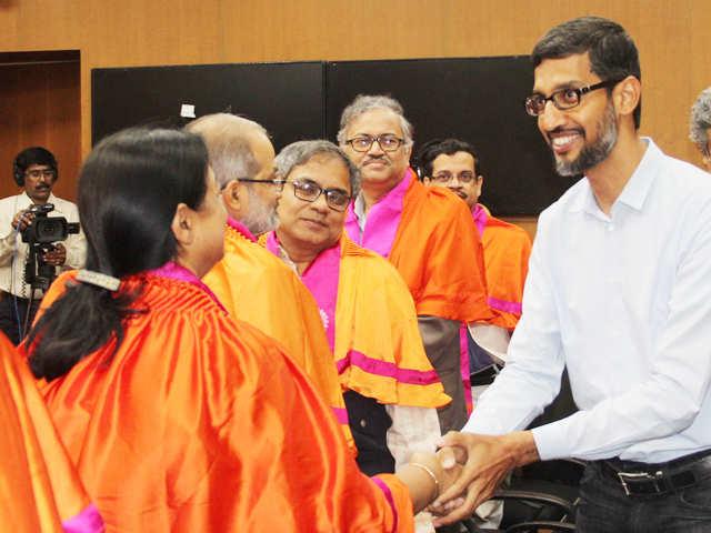 Sundar Pichai scraps town hall, but assures girl geeks: Google needs you