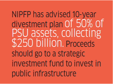 disinvestment: How some of India's PSUs are set for a