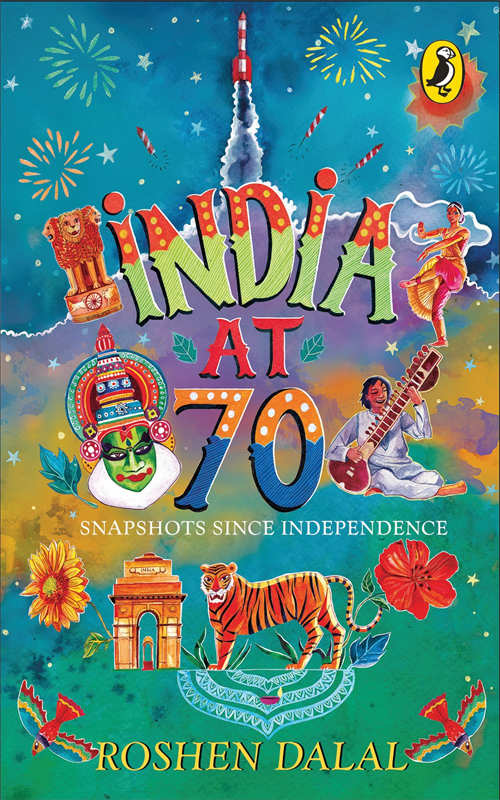 Put your reading glasses on! Here are some books to celebrate 70 years of independence