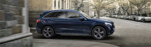 Mercedes-Benz launches limited edition GLC Class at Rs 50.86L