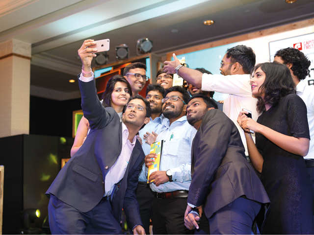ET Start-up Awards 2017: What happens when start-up moghuls get together at the dinner table