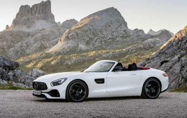 Mercedes Benz Mercedes Benz Launches Amg Gt R Amg Gt