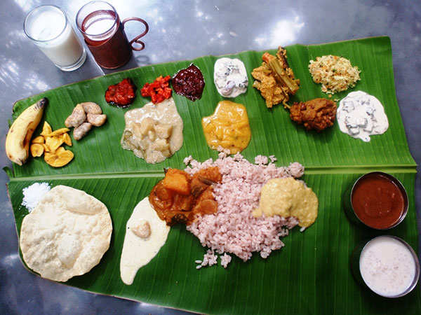 Soak in Onam's gourmet delights at Bangalore's Gateway Hotel