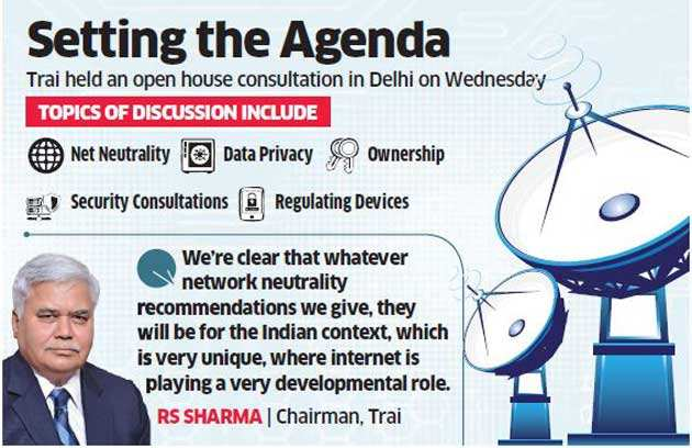 In two months' time, Trai will go full throttle to protect your data privacy