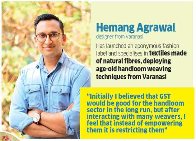 Why Varanasi's handloom craftsmen foresee uncertain times in the GST era
