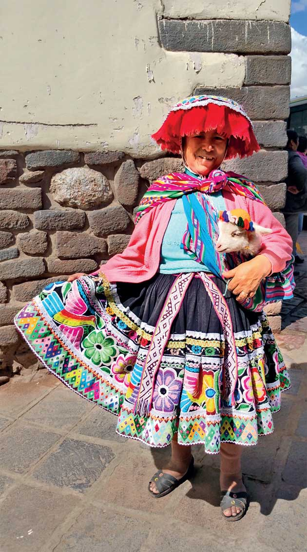 From Lima, the city of balconies, to the majestic Machu Picchu, Peru is an endless revelation