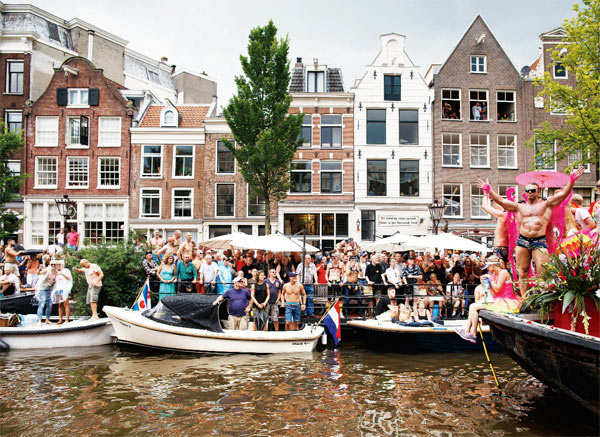 International Music Festivals: Dance and music unite the world in Amsterdam, Prague and Morocco