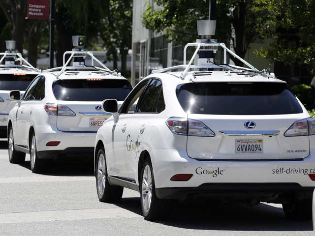House takes on future of driving and passes self-driving auto  rules