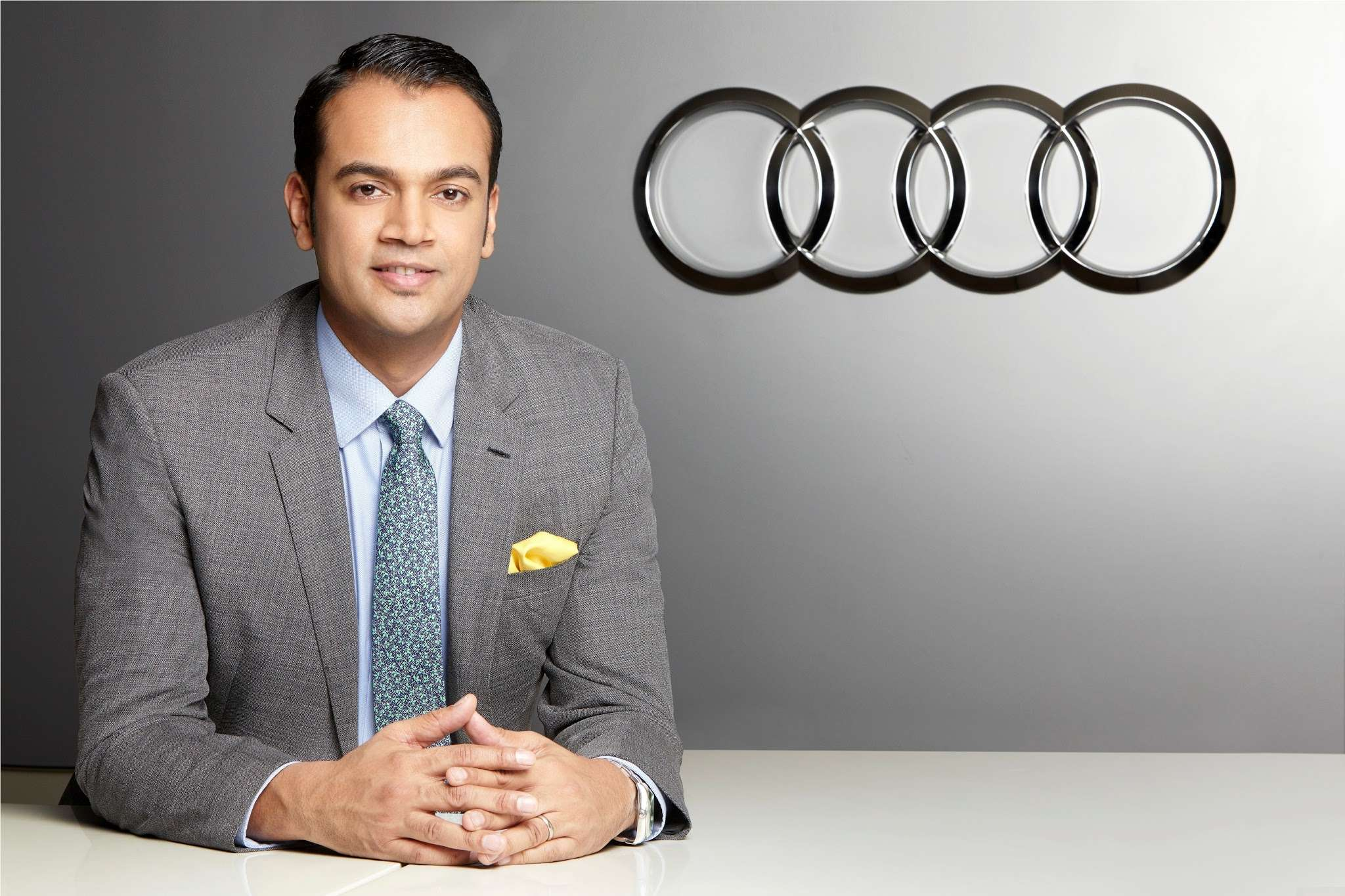 Rahil Ansari, Head, Audi India