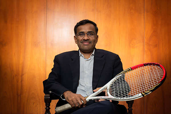 NSE CEO Vikram Limaye's mantra to success: Think in the long term, don't be in a rush
